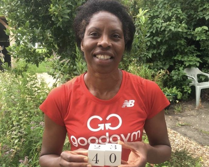 GoodGym Swindon Virtual parkrun Takeover - From 6pm on Friday 27th November until 6pm on Sunday 29th November