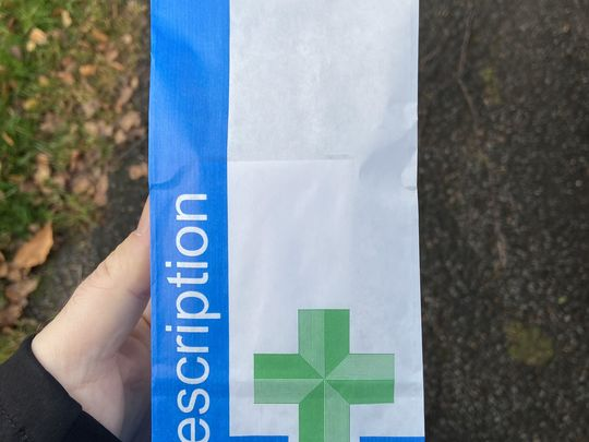 Prescription collection and delivery