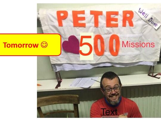 Peter the Hero 500!!!!