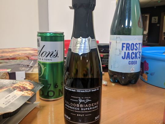 Putting the 'Pro' in Prosecco