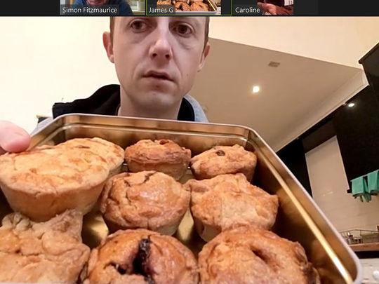 "The Cake Doctors present: ""The Crumb Report"""