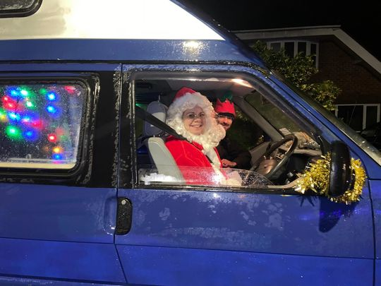 Santa's come early for Kenilworth vulnerable