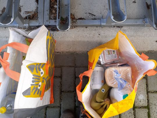 Shopping trips for neighbours