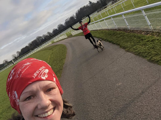 Saturday session at York Racecourse