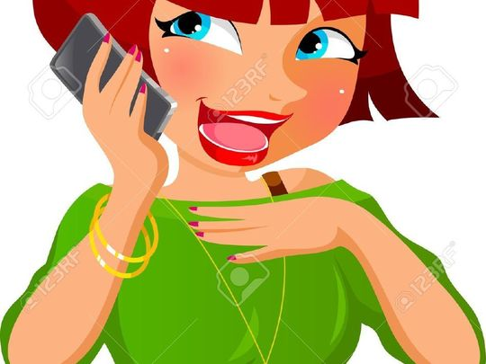 RBK phone buddy service - buddy no.1 after her accident