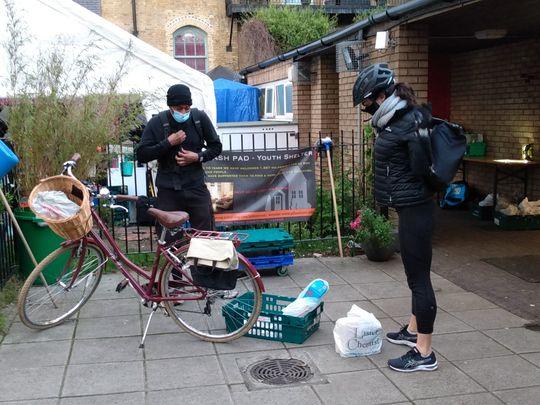 Pedal Powered Parcels