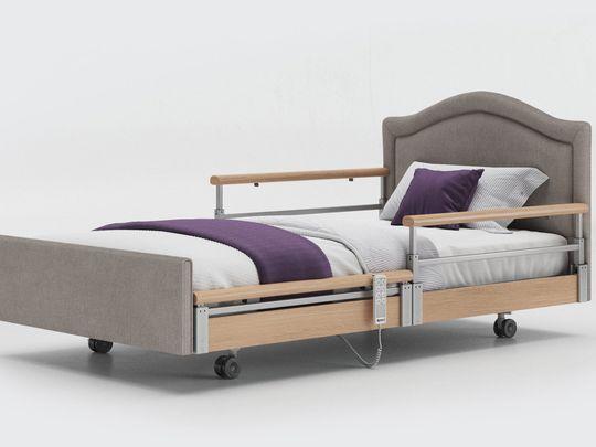 Hospital bed installation