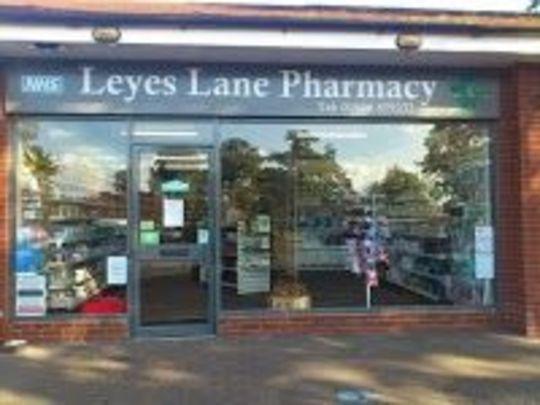 Prescription run for shielding neighbours