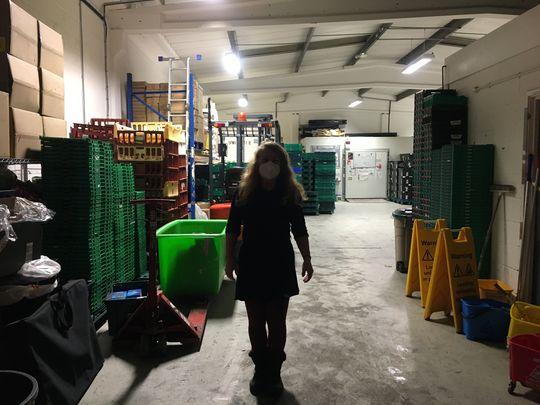 Good Night Story for Warehouse Girl