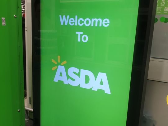 That Asda to be a record