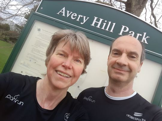 Spring has sprung and we sprang through our 9th (not)parkrun