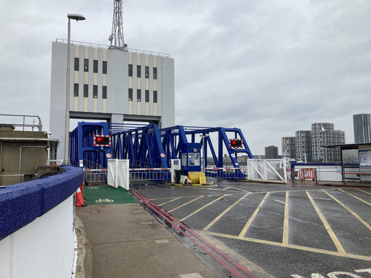 Double Docklands mission part 2