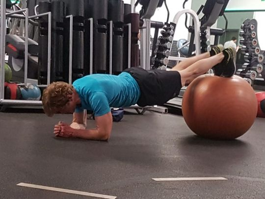 Bit like a creme egg is a plank - How did you do yours ?
