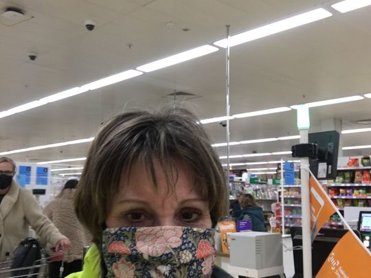 Sainsbury's shopping trip: cycling well for less effort
