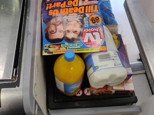 Supermarket feat
