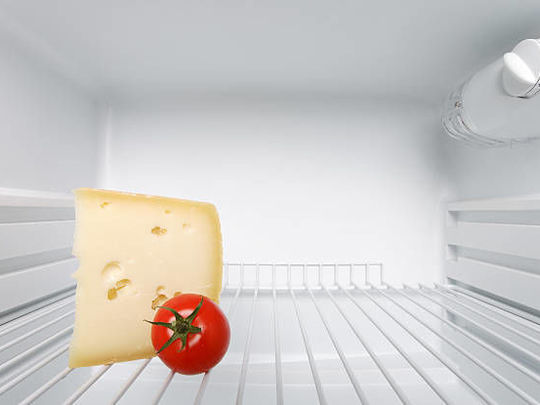 Sorry, no cheese