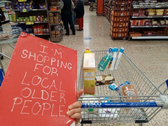 Oops I shop'n'lift again