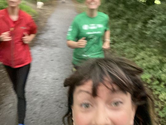 More in Common - we Ran for Jo