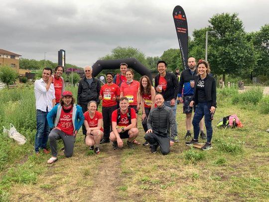 Ultra Run= Ultra Fun! (Camino Ultra London: Lea Valley 50km)