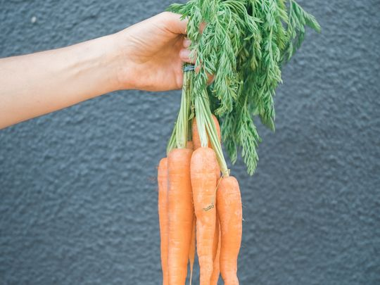 It's Time To Veg Out!