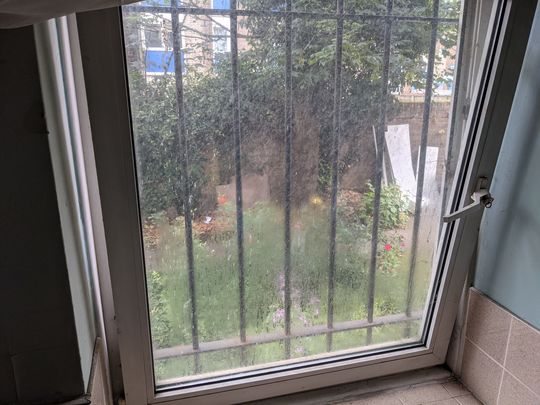 Cleaning windows? Not a pane