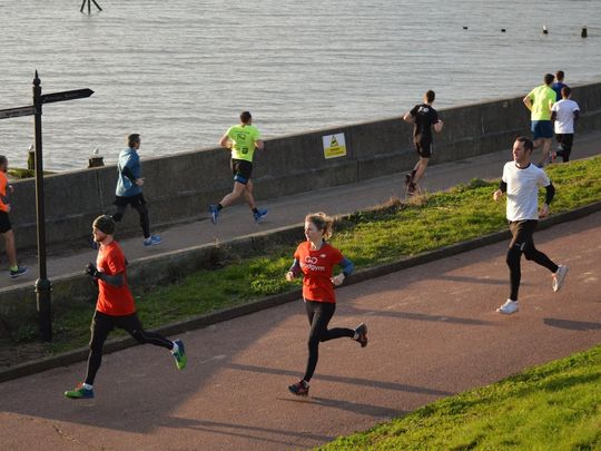 Remember when Parkrun was a thing?!