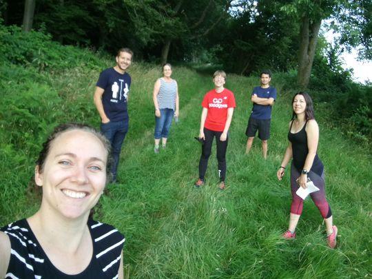 Walking Group - Wytham wandering