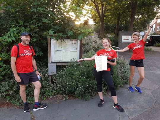 GoodGym, the Board Game
