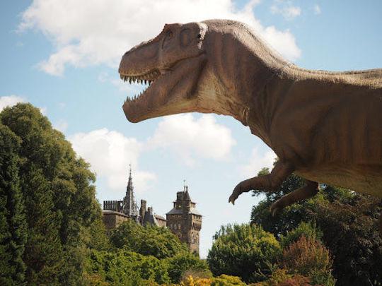 Jurassic Park run