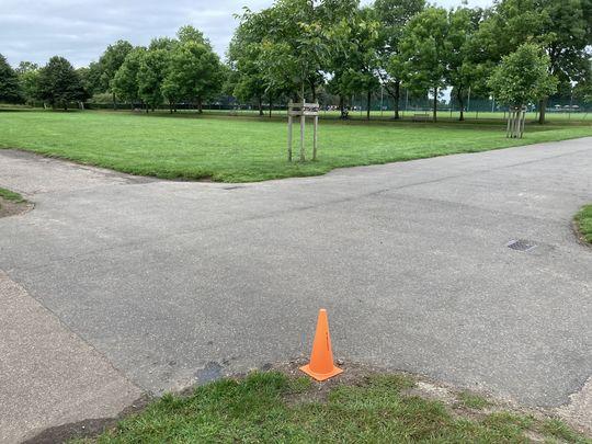 Park and Run