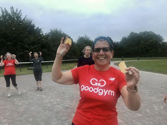 All the Pringle ladies!