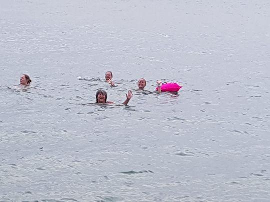 September Southsea swim