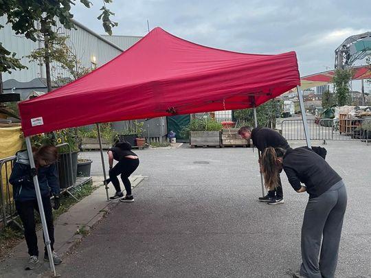 A Tents Evening