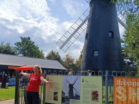 Brixton Windmill? I'm a big fan!