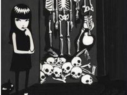 Skeletons Staying In The Cupboard