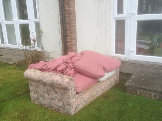 Settee slickers to the rescue