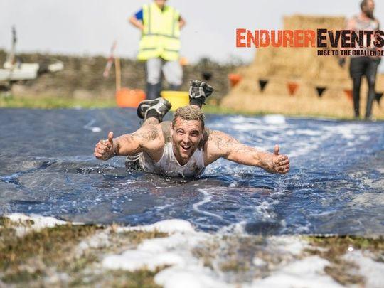 Endurer Dash Mud Obstacle Race