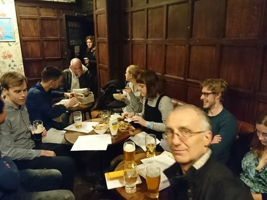 GoodGym Monthly Social on Tour - Haringey