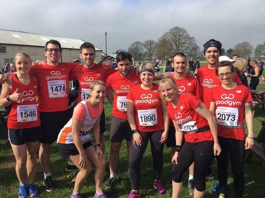 We conquered the City of Norwich Half Marathon!