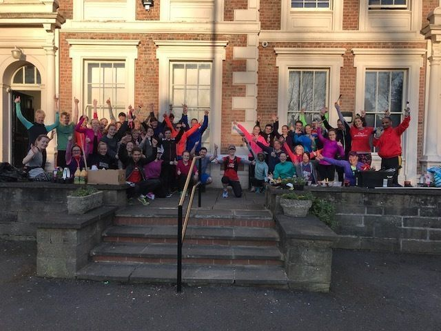 A life-changing welcome as GoodGym comes to The Toon