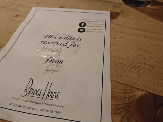 GG Social on Tour - Bromley