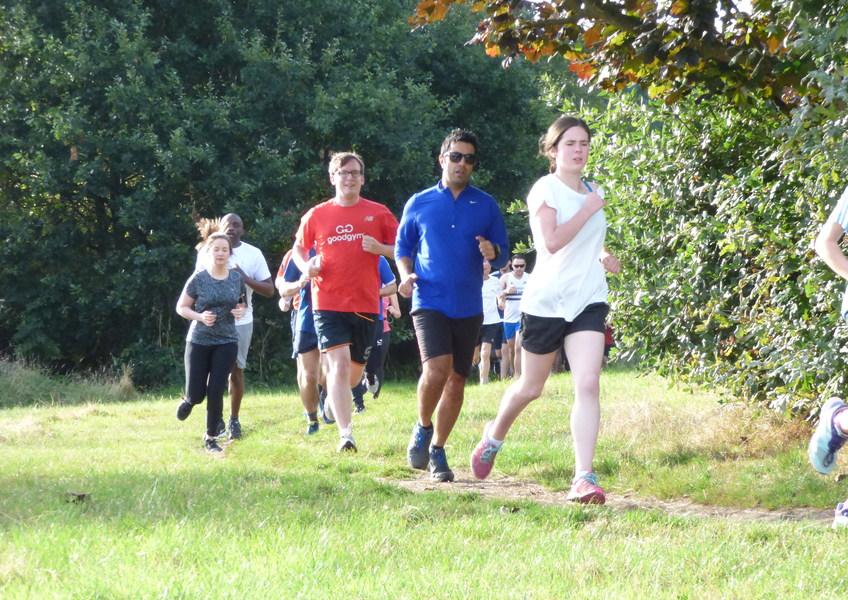 GoodGym and parkrun - a winning combo