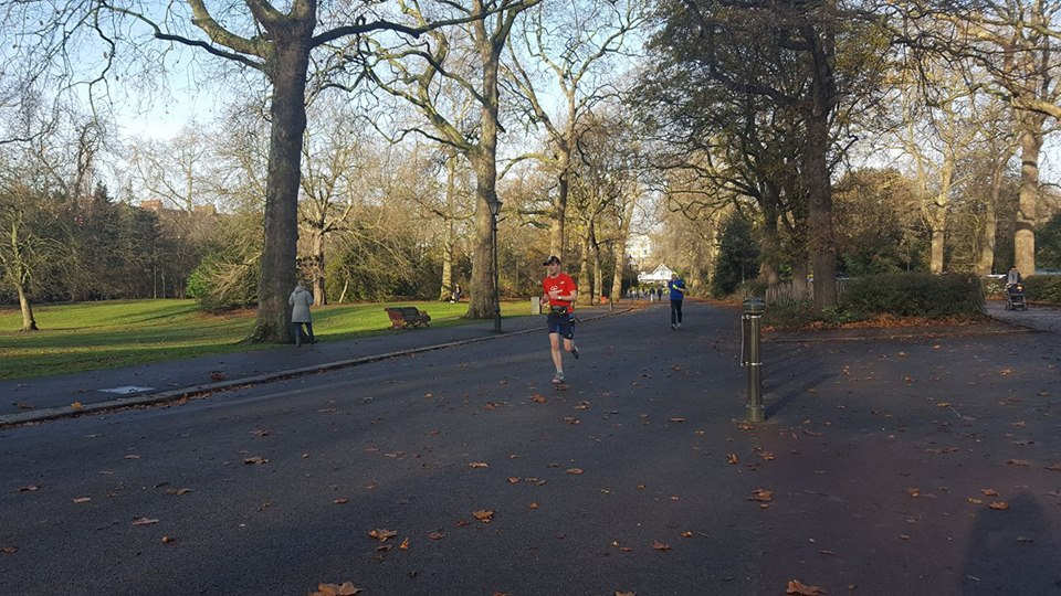 Battersea Monthly Time Trial