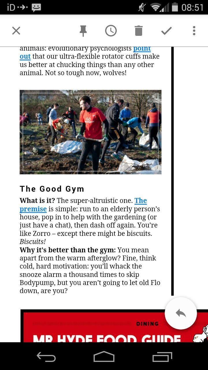 Spreading our wings - GoodGym 2017