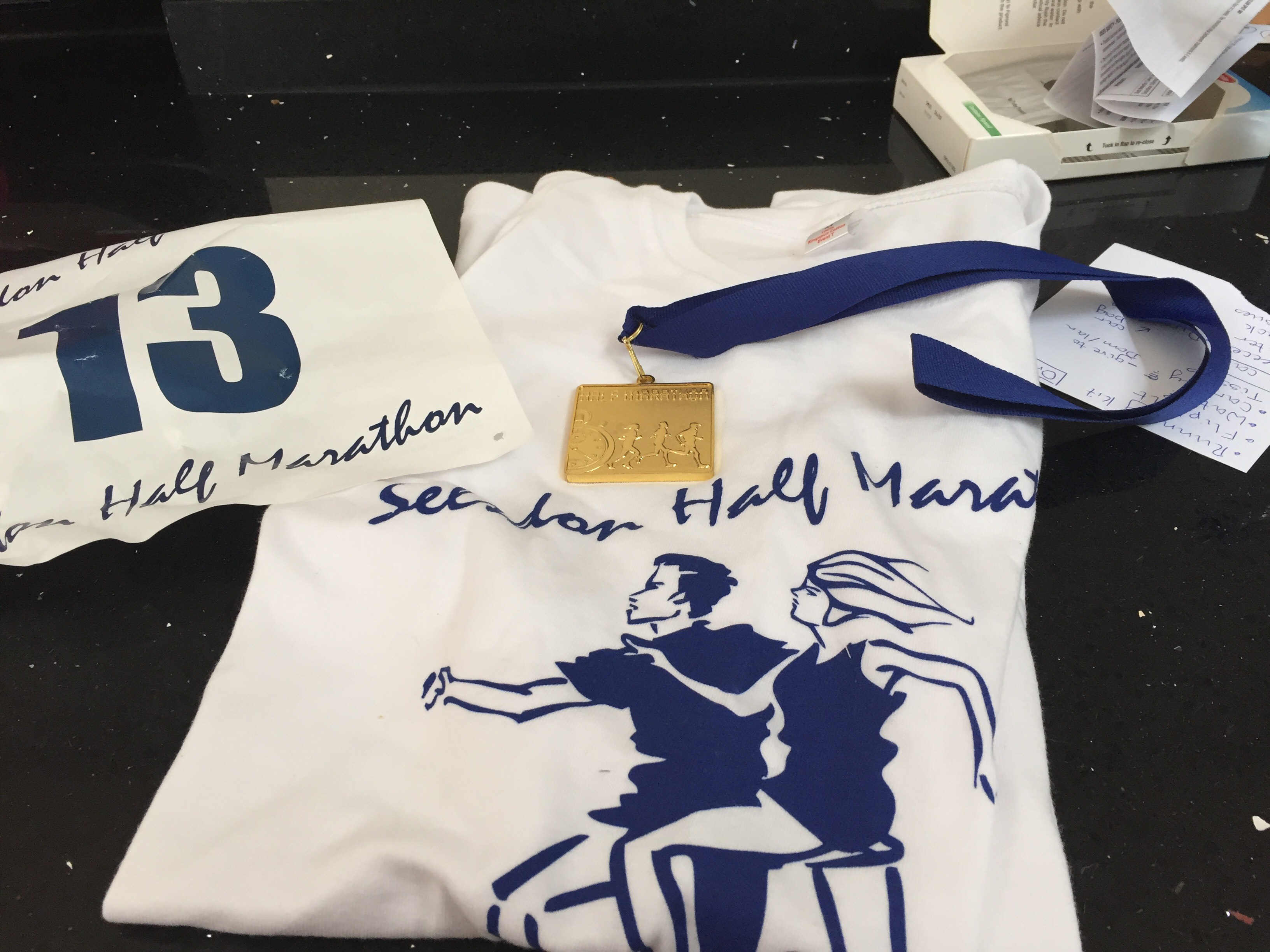 Selsdon Half Marathon - Goodgym Relay!
