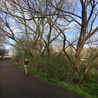 Hackney Marshes Parkrun Take-over