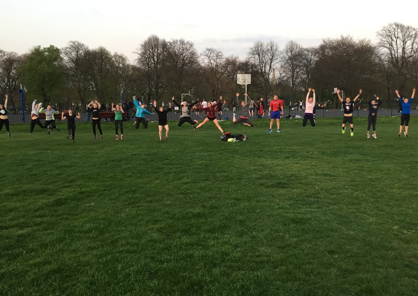 Fitness 4 All - Clapham Common