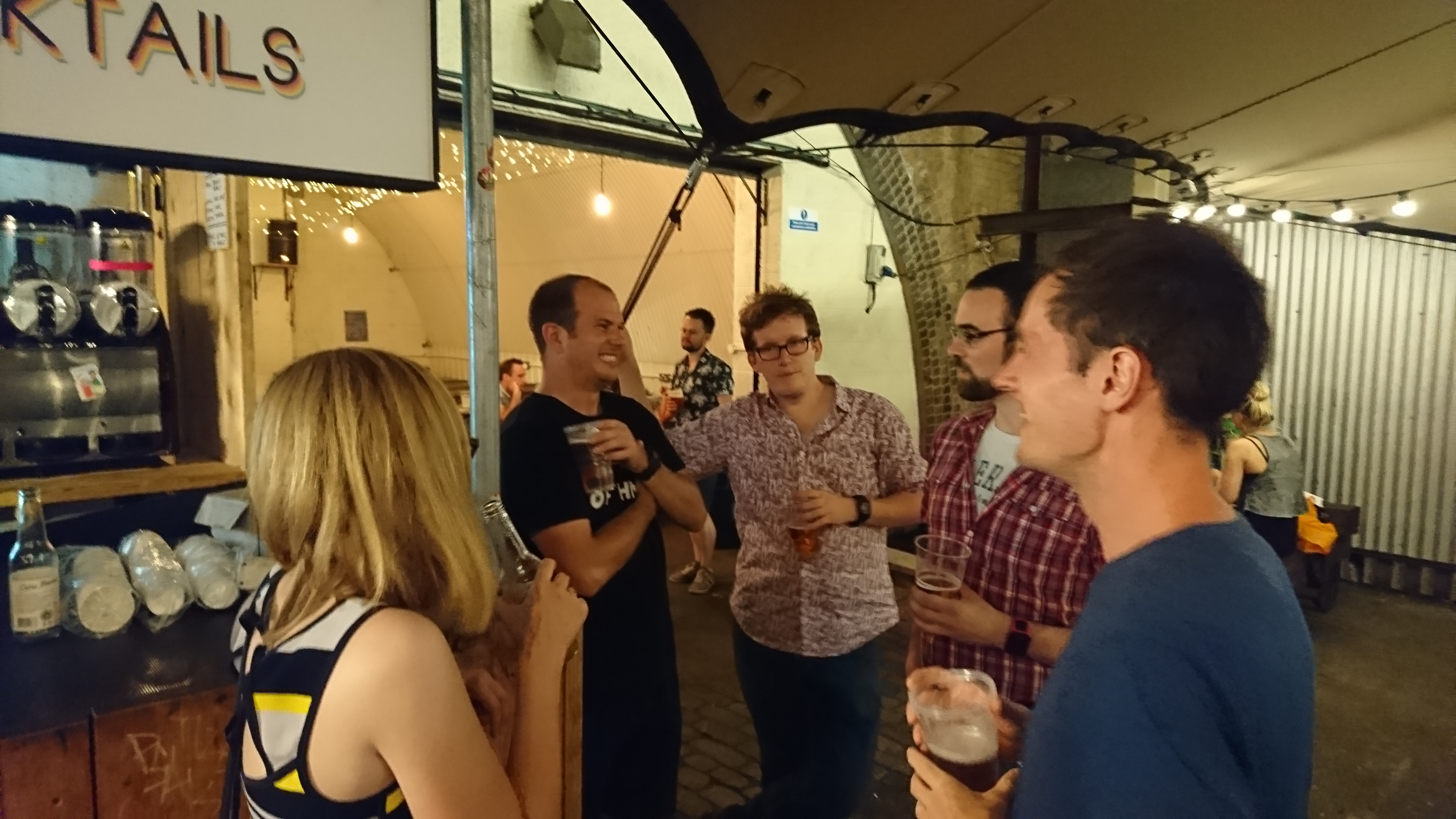 GG Monthly Social on Tour - Southwark